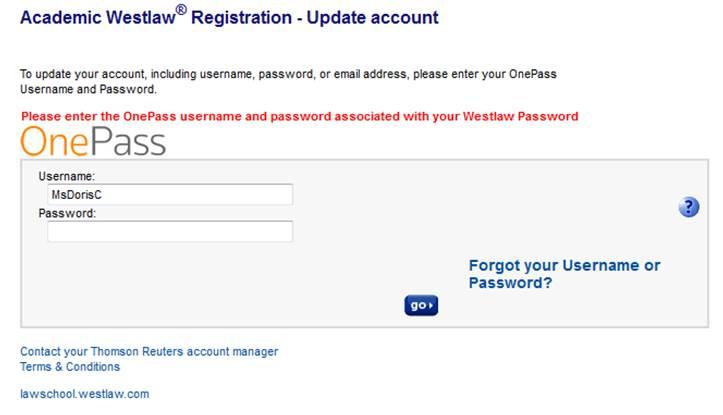 change your twen password
